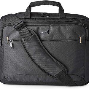 15.6-inch Laptop and Tablet Shoulder Bag Black NIB